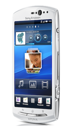 Sony Ericsson announces Neo V, Android 2.3.4 update for ...
