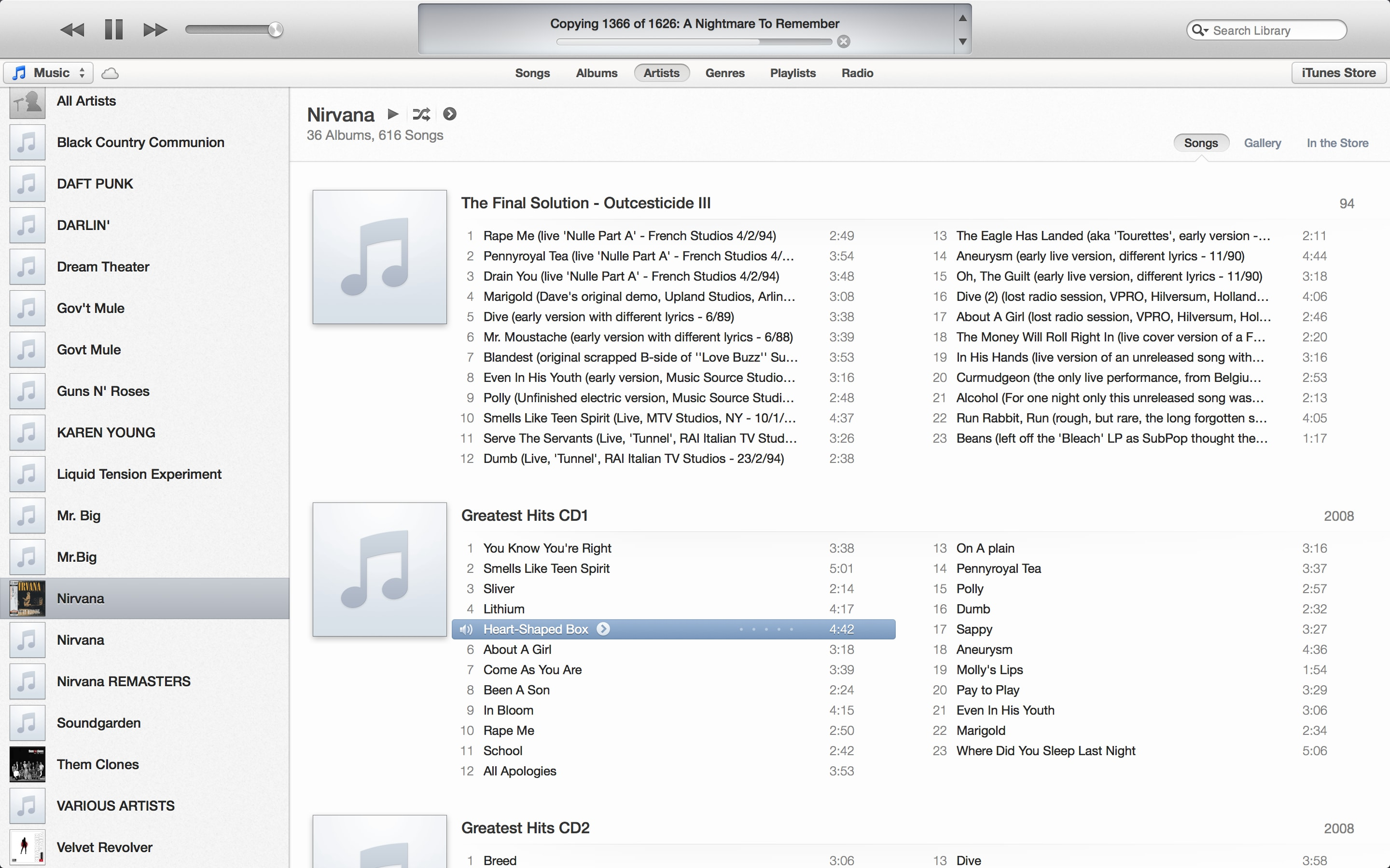 Apple iTunes 11 now available for download for OS X [update] | BGR India