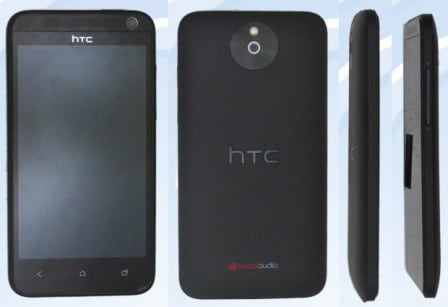 Leaked images of mysterious HTC device appear online ...