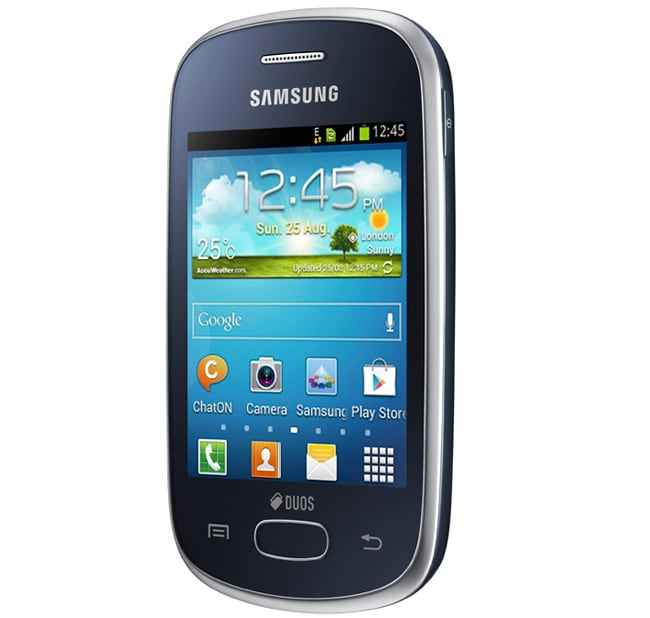 Samsung Galaxy Star entry-level Android smartphone launched in India for Rs 5,240