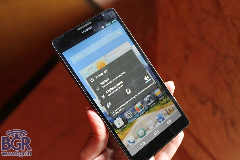Huawei Ascend Mate hands-on and first impressions