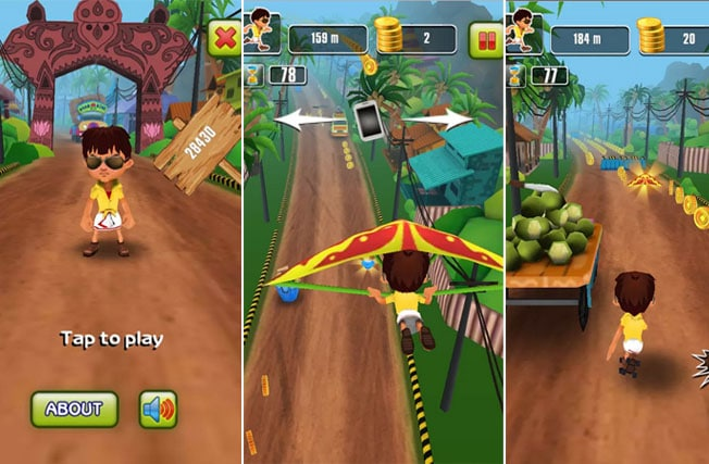 Java Game Play Android Mobile