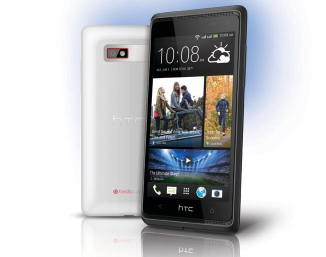 HTC Desire 600 launched in India for Rs 26,990