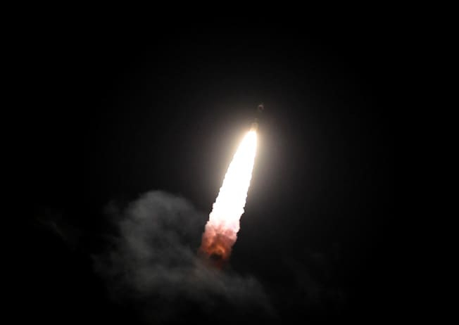 India's first navigation satellite put into orbit