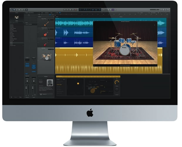 How to update logic pro without app store