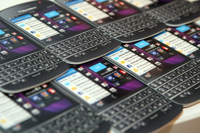 App developers refuse to give up on BlackBerry 10