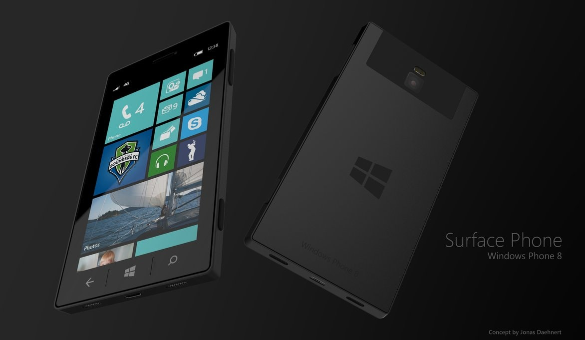Microsoft was also working on a Surface Phone