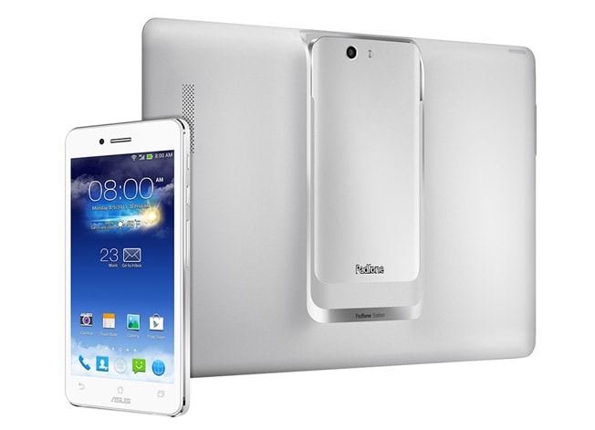 Asus launches new PadFone Infinity powered by Snapdragon 800