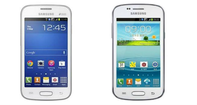 Samsung Galaxy Trend and Galaxy Star Pro sub-Rs 10,000 smartphones launched in India to compete against domestic vendors