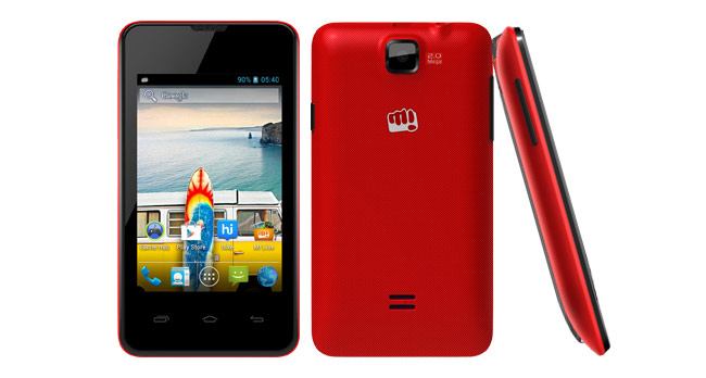 Micromax Bolt A58 budget Android smartphone available online for Rs 5,499