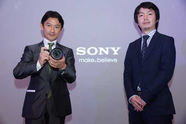 Sony-camera-launch
