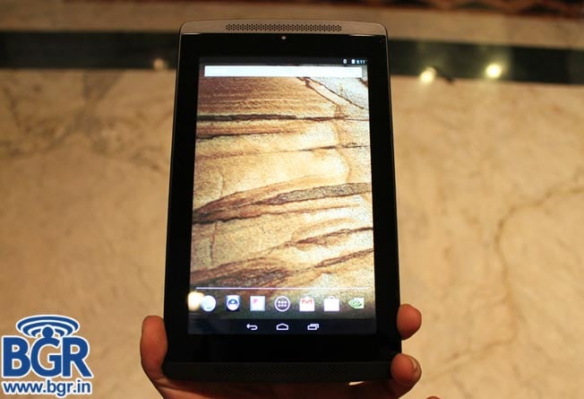 Xolo Play Tegra Note hands-on and first impressions