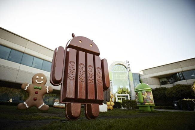 Android KitKat continues to steadily grow, but half the Android smartphones still run on Jelly Bean