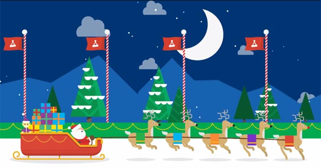 Google Santa Tracker lets you track Father Christmas as he ...