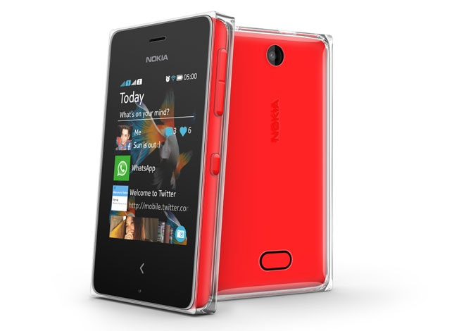 Nokia launches the Asha 500, Asha 502 and Asha 503 in India priced between Rs 4,499 and Rs 6,799