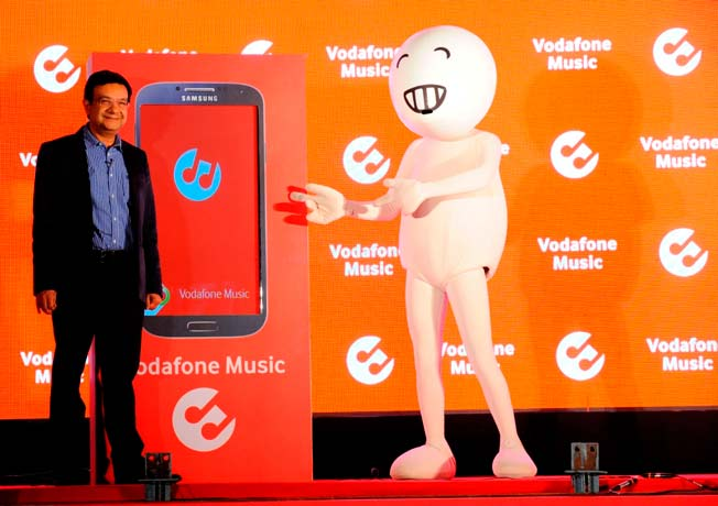 Vodafone Music service launched, to take on Saavn, Gaana