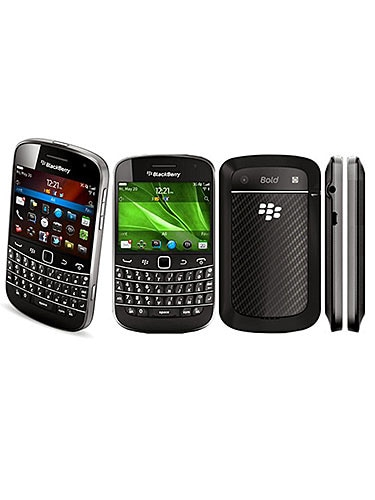BlackBerry Bold Touch 9900 Overall Design