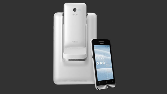 ces 2014 asus launches zenfones padfone mini and padfone