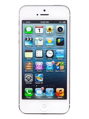 Apple iPhone 5 Clear Display