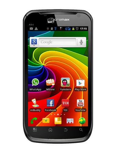 Micromax Superfone Elite A84