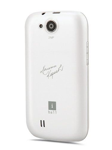iBall Andi 3.5KKe Super Back Cover