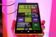 Nokia Lumia 1520 Hands On Photos - Image 2 of 4