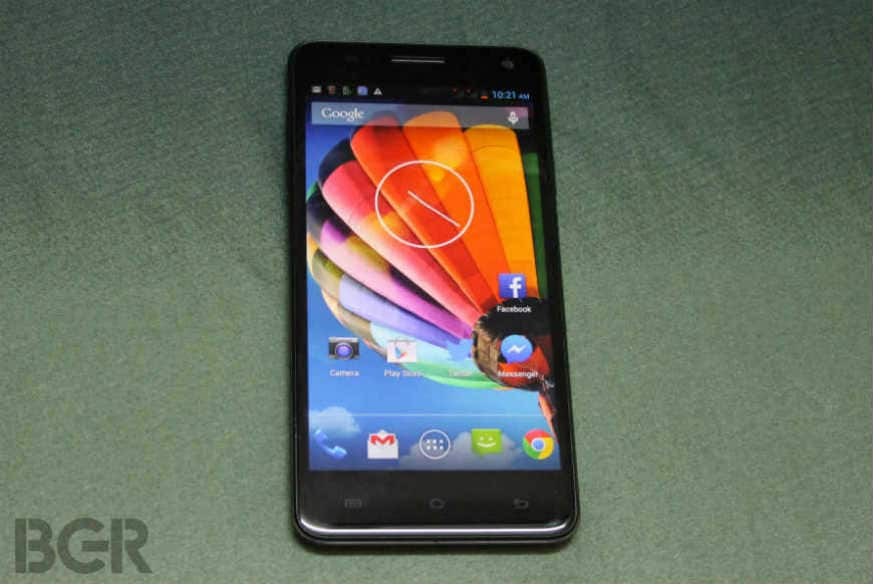 Xolo Q3000 Android KitKat update released