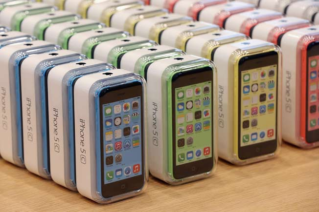 Apple Iphone 5c 8gb Apple Iphone 5c 8gb Stocks