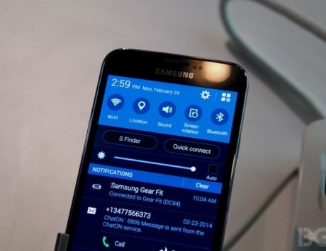 There's plenty of Galaxy S5 bloatware Samsung was forced to hide