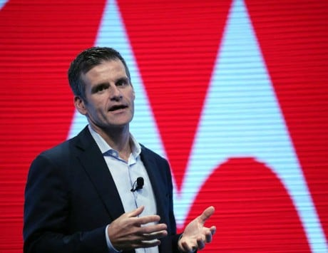 New Motorola Mobility CEO, Dennis Woodside, announces ...