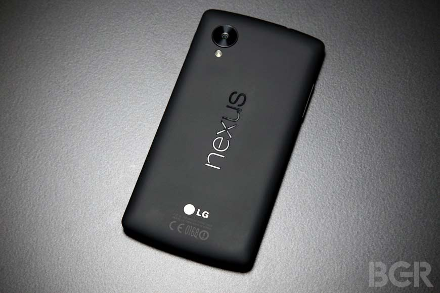Mysterious LG smartphone spotted online with Snapdragon 808 Soc and 4GB of RAM, could be the Nexus 5 (2015)