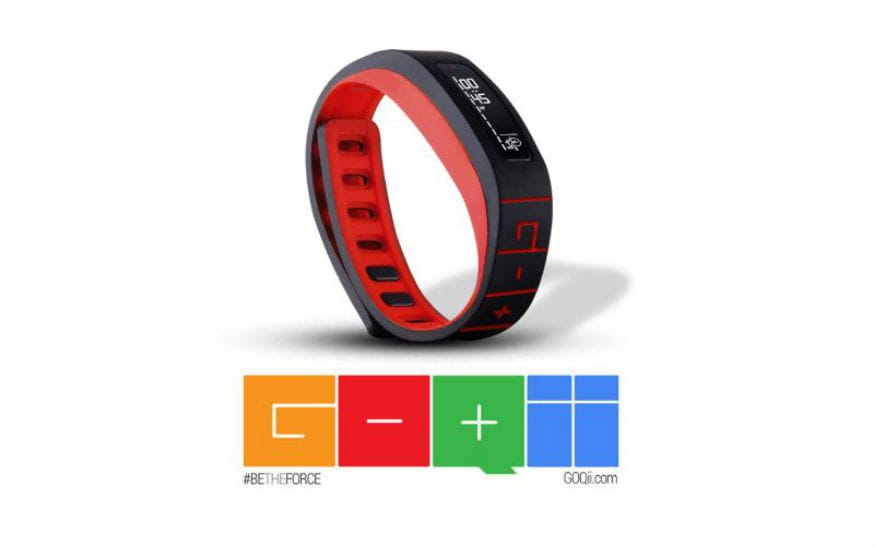 GOQii is a smartband with a difference, launching first in India from Rs 5,999