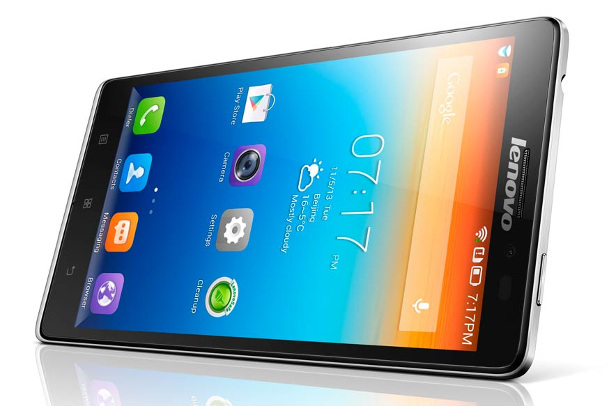 Lenovo Vibe Z launched in India for Rs 35,999: features, specifications and comparisons