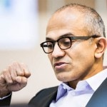Gates and new Microsoft CEO Nadella look like they'll be…