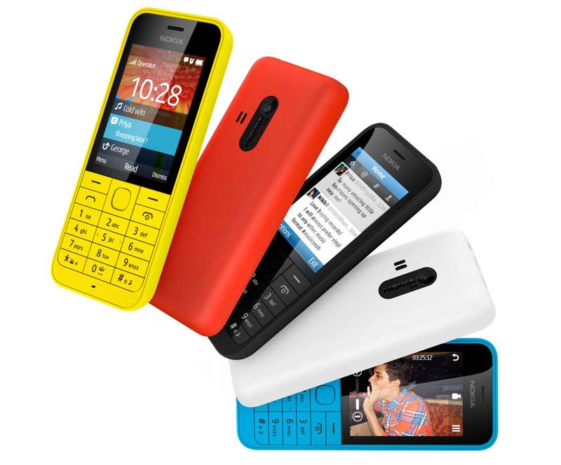 MWC 2014 Live: Nokia 220 Internet ready affordable phone launched for 29 Euros
