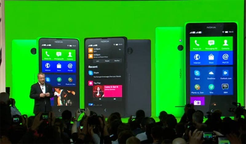 Microsoft is not happy at all that Nokia just unveiled three Android phones