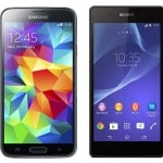 Samsung Galaxy S5 vs Sony Xperia Z2: Which 2014 flagship…