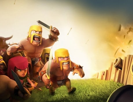 Cash of Clans makes 60 times more money than Flappy Bird