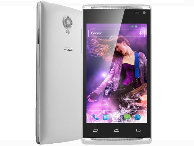 Xolo A500 Club with two front-facing speakers launched for Rs 7,099
