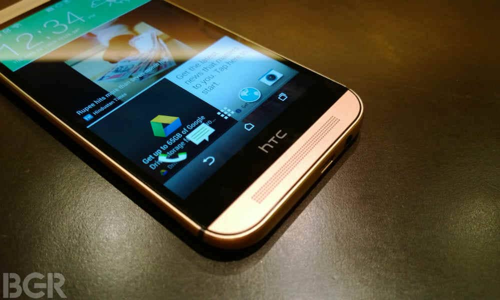 HTC One (M8) to launch in India in the third week of April | BGR India