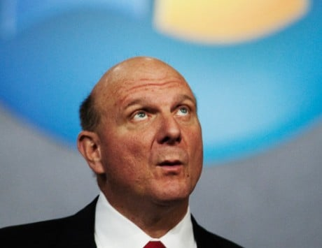 Ballmer owns up to blowing it with Windows Phone