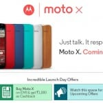 Flipkart reveals EMI offer for Motorola Moto X, will initially…