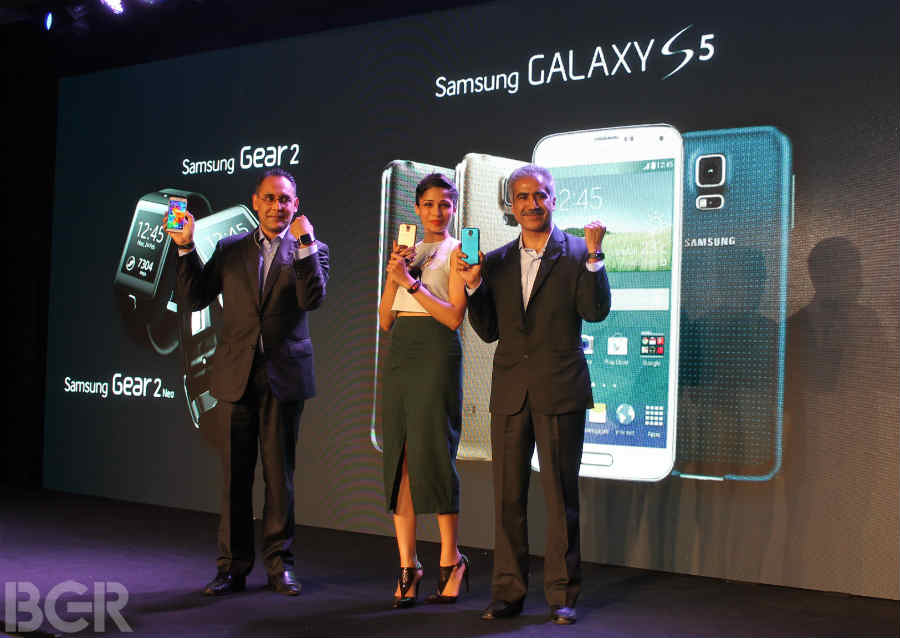 Samsung_galaxy_s5_India_launch