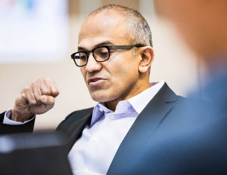 Despite layoffs in phone division Microsoft 'committed to making phones', Satya Nadella tells employees in email