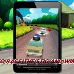 'Top Gear' meets 'Temple Run' with free Stig racing app