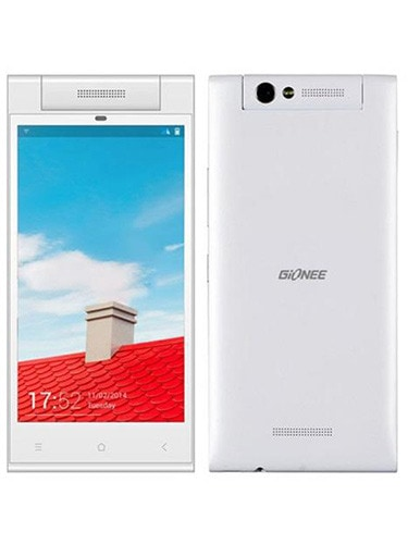 Gionee Elife E7 Mini Front and back