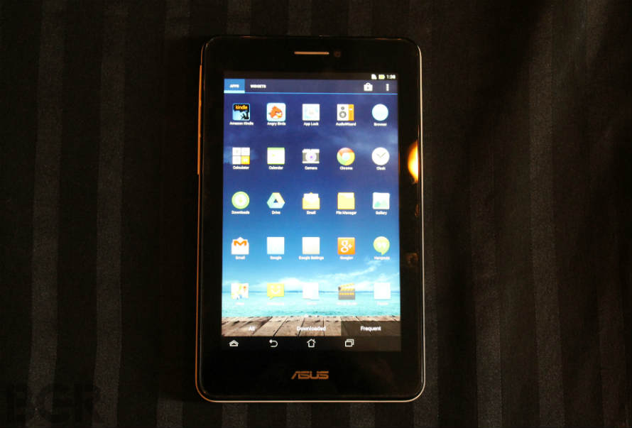 Asus FonePad 7 dual-SIM hands-on and first impressions ...