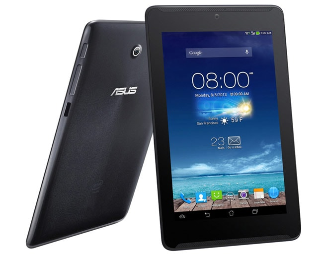 Asus FonePad 7 dual-SIM voice calling tablet launched in India for Rs 12,999: Features, specifications and comparison