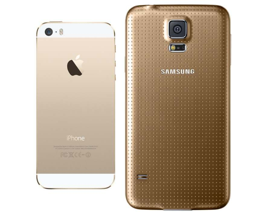 Samsung Galaxy S5 More Expensive To Manufacture Than Apple Iphone 5s R...