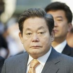 Samsung Electronics chairman Lee Kun-hee hospitalized after a cardiac attack